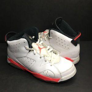 Retro Jordan infrared xi 6 size 3Y